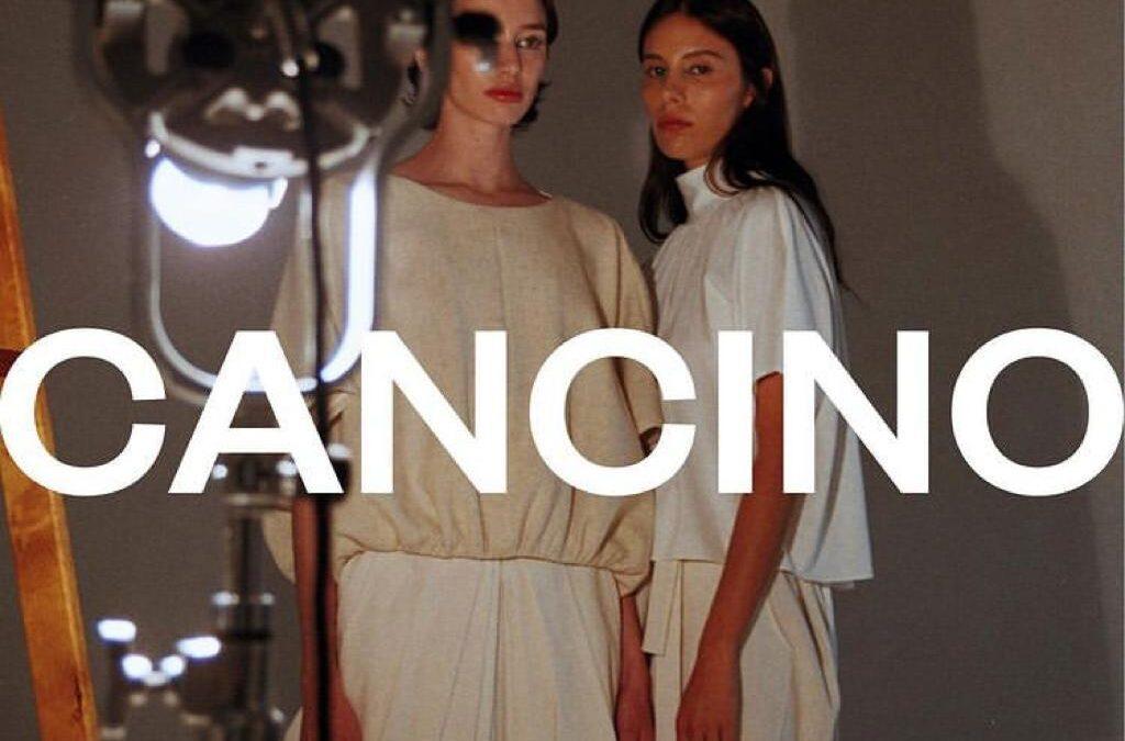 La marca CANCINO busca reunir la historia de México, su presente y pasado como inspiración.